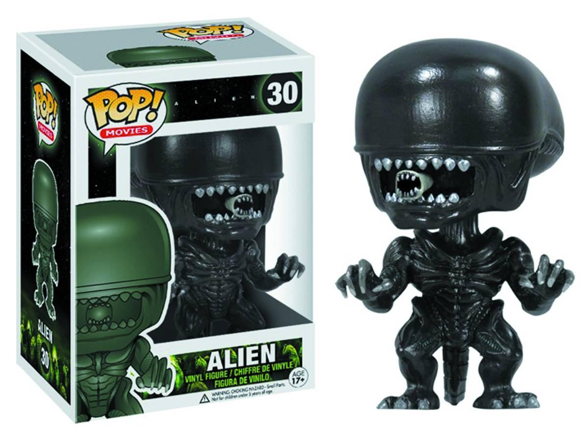 Alien Pop 10cm