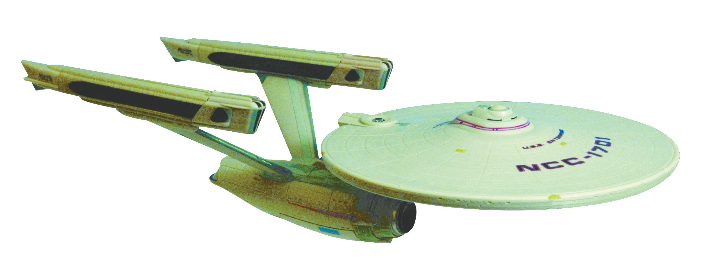 Star Trek The Warth Of Kahn TWOK Enterprise réplique sonore et lumineuse