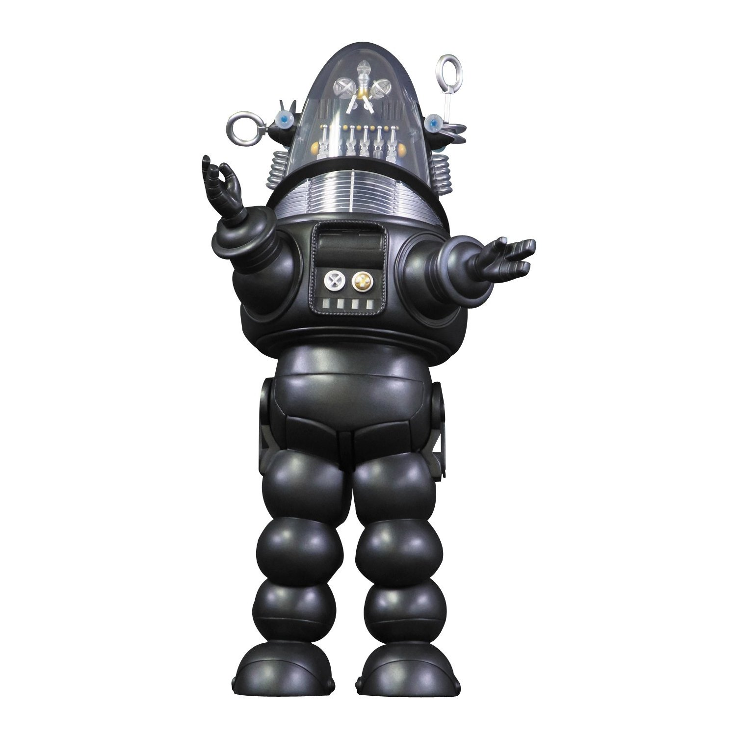 Id9 Forbidden Planet Robby The Robot 30cm Figure
