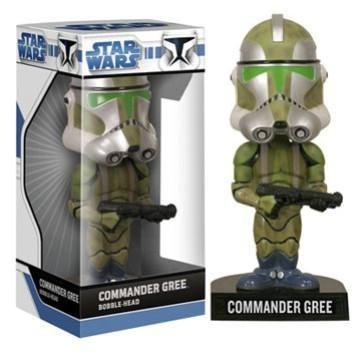 SW Commander Gree 18cm bobblehead Funko