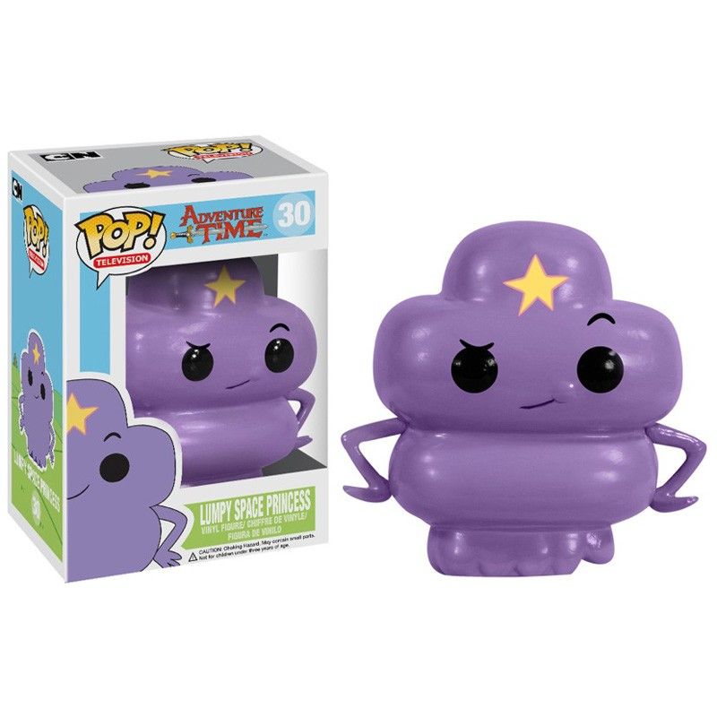 Adventure Time Pop Lumpy Space Princess 10cm