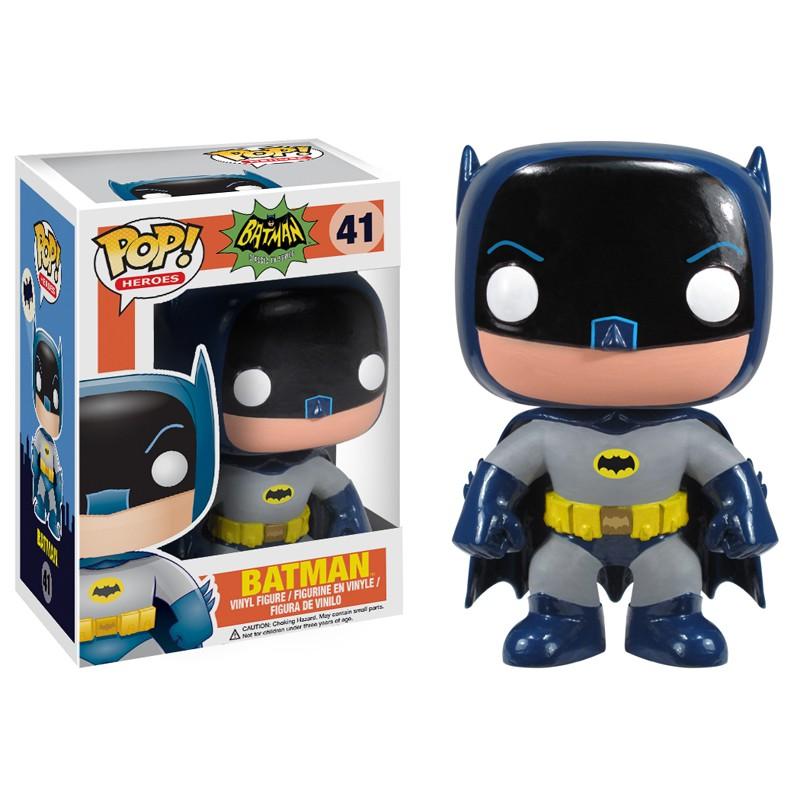 Batman 1966 Pop Batman figurine 9cm