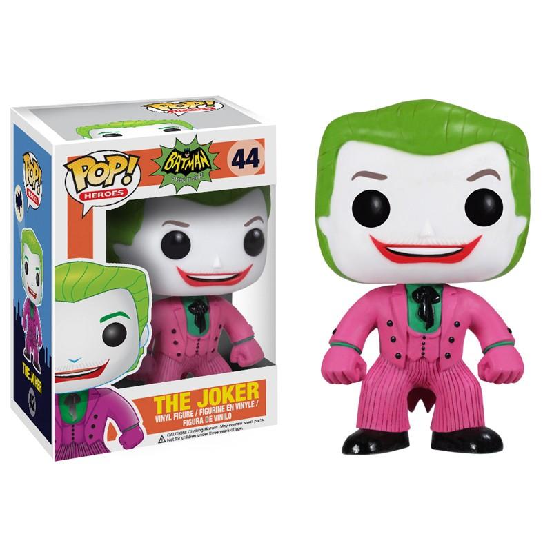Batman 1966 Pop Joker figurine 9cm
