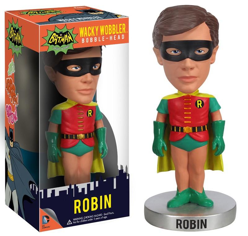 Batman 1966 Bobblehead BBH Robin figurine 18cm