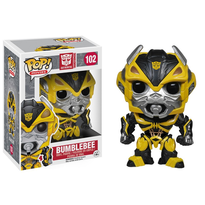 Transformers Age of Extinction Pop Bumblebee 10cm