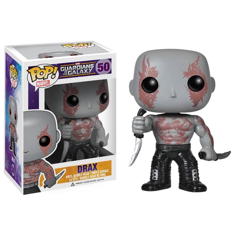 Marvel Pop Guardians of the Galaxy Drax 10cm