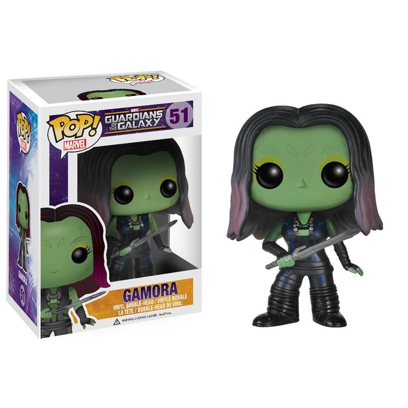 Marvel Pop Guardians of the Galaxy Gamora 10cm