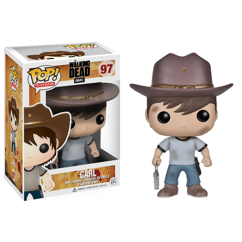 Walking Dead Pop 10cm série 4 Carl