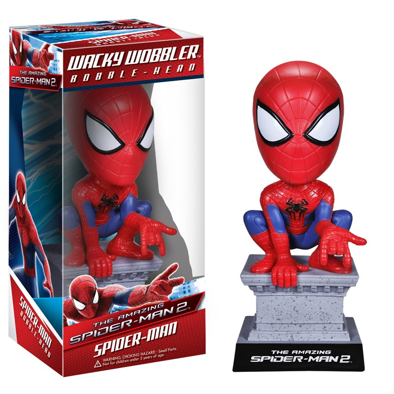 Amazing Spider-man 2 Movie Bobblehead 18cm