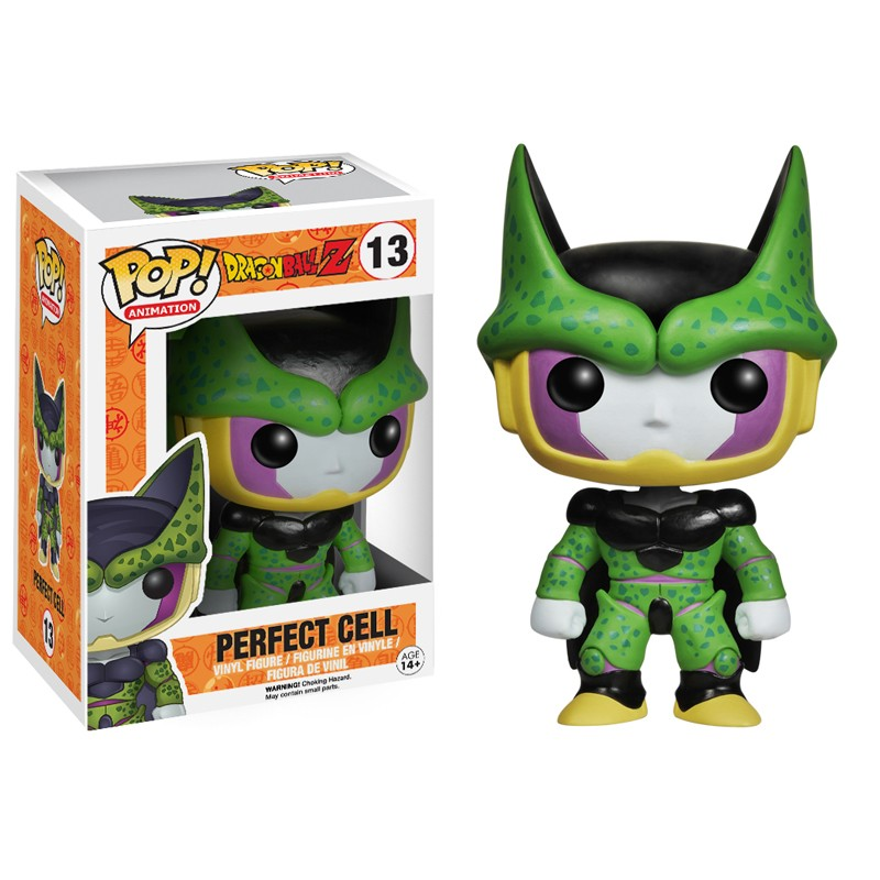 DBZ Pop Perfect Cell 10cm