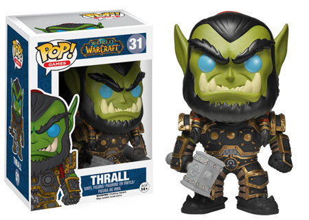 World of Warcraft Pop Thrall 9cm WOW