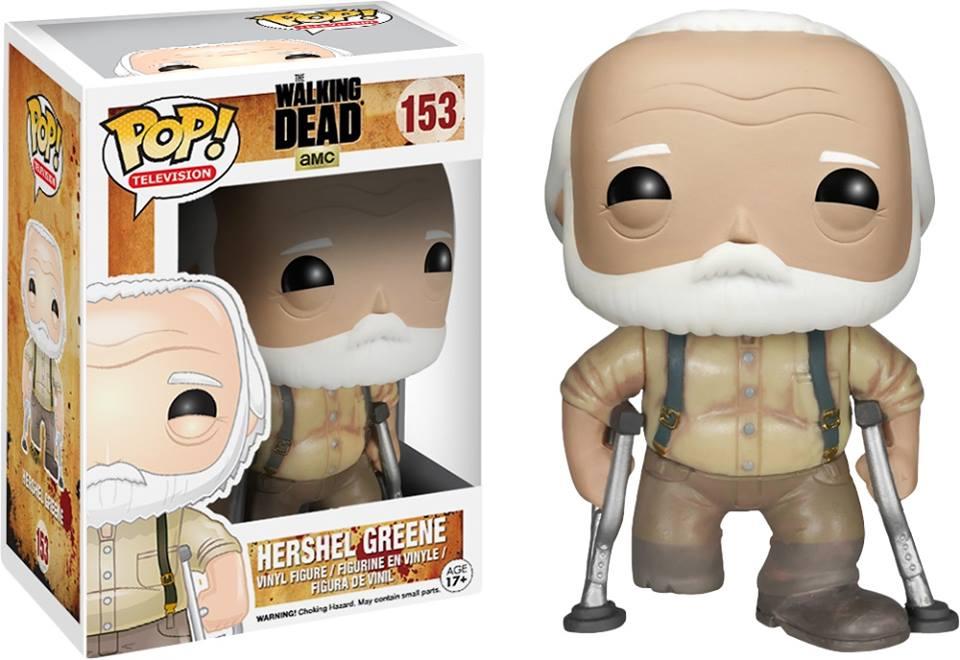 Walking Dead Pop 10cm s�rie 5 Hersel