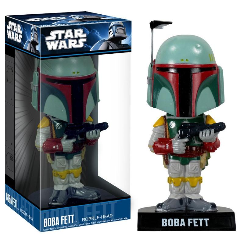 SW Boba Fett 18cm bobblehead Funko