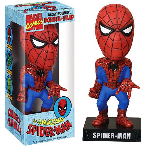 Amazing Spider-man Classic Bobblehead 18cm