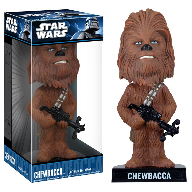 SW Chewbacca 18cm bobblehead Funko