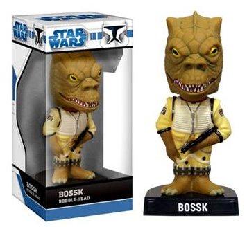 SW Bossk 18cm bobblehead Funko