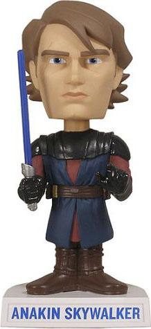 SW Clone Wars Anakin bobblehead Funko