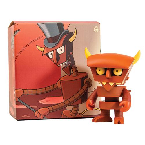 Futurama Robot Devil 15cm vinyl figure