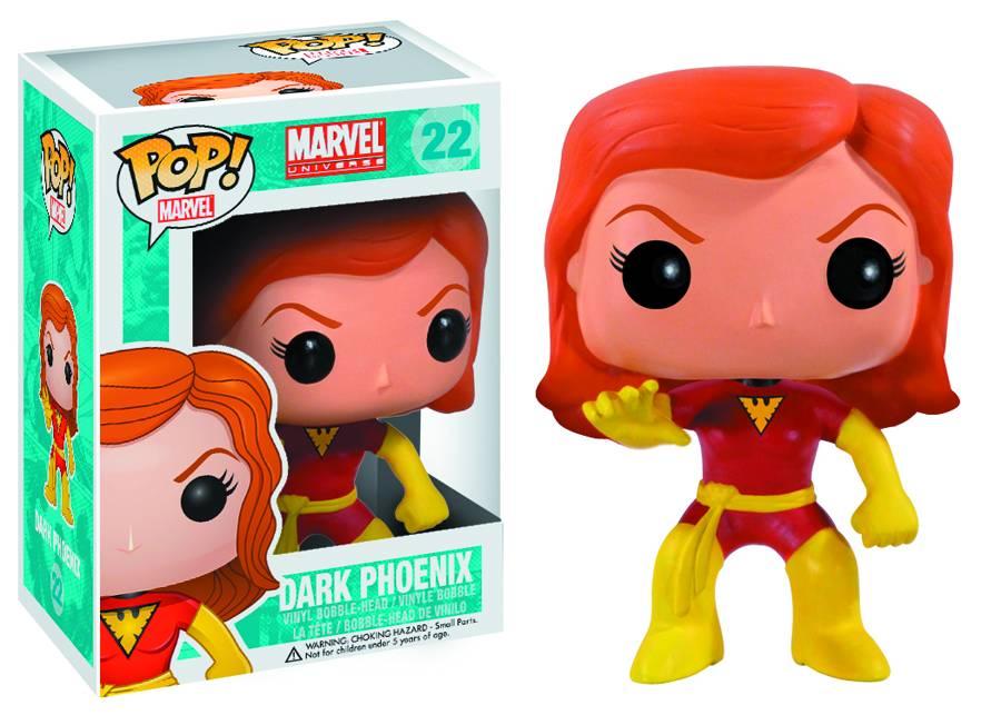 Marvel Pop X-Men Dark Phoenix figurine 10cm