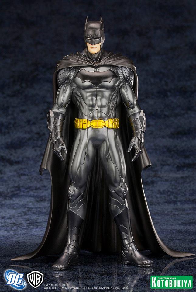 DC Comics New 52 Batman Statue kotobukiya