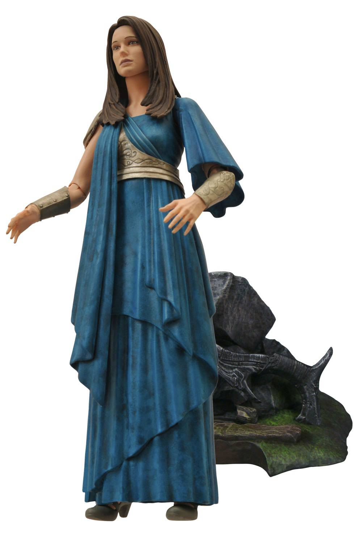 Marvel Select Thor The Dark World Jane Foster 18cm