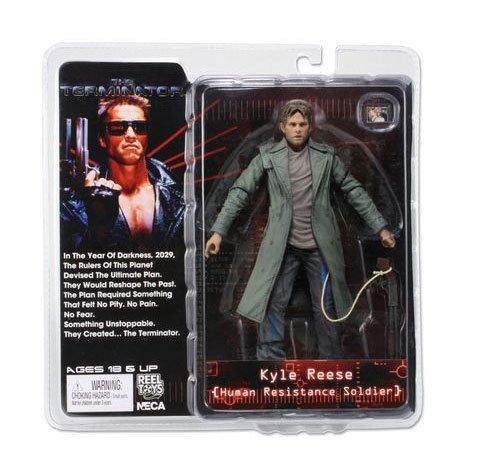 Terminator Collection Ser 3 Kyle Reese 18cm