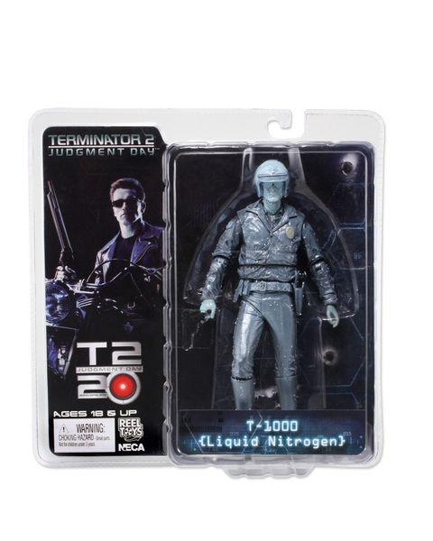 Terminator Collection Ser 3 T-1000 Liquid Nitrogen 18cm