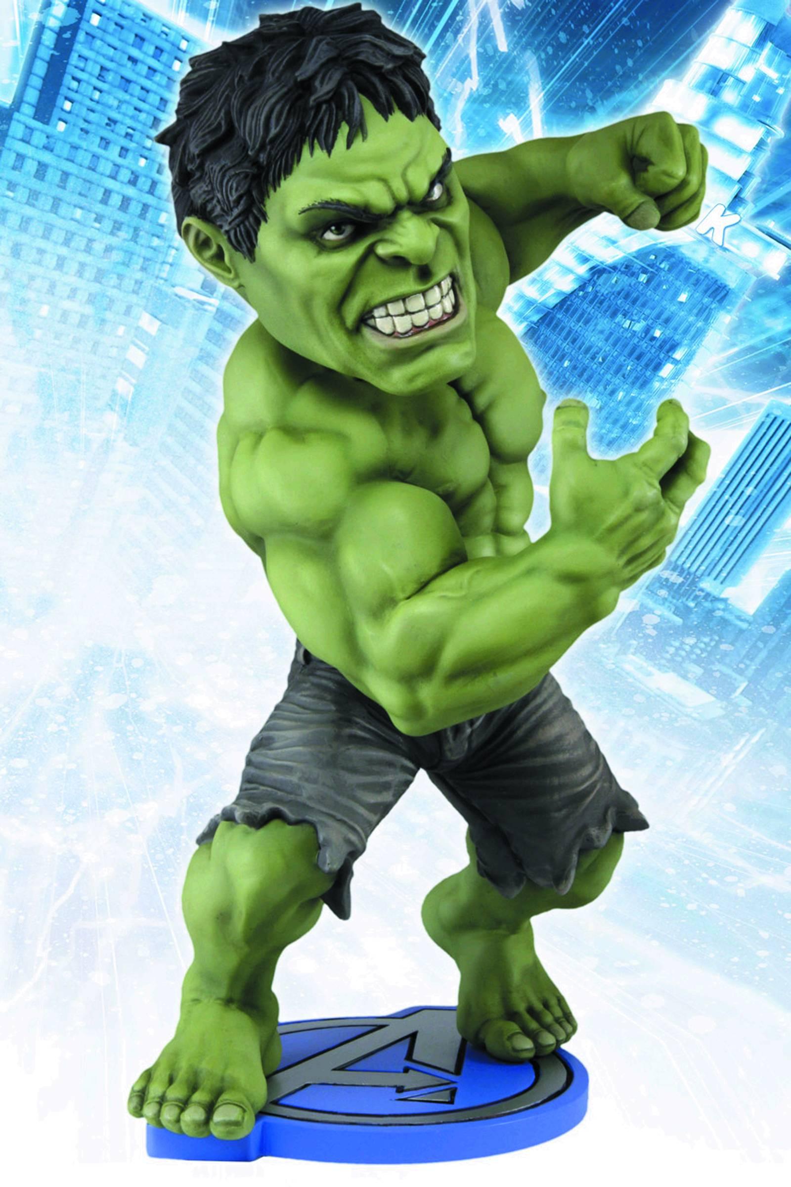 Avengers movie Headknocker Hulk 20cm
