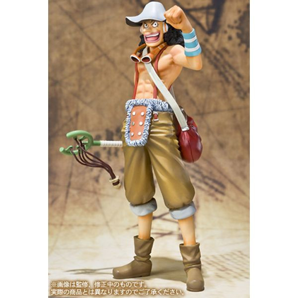 One Piece Figuarts Zero Usopp New World 15cm