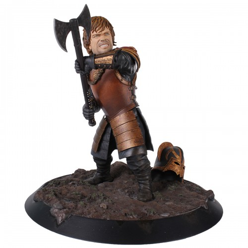 Game of Thrones Statue Tyrion Lannister 18cm limited edition