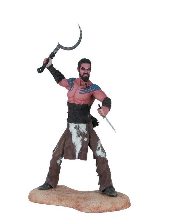 Game of Thrones figurine Khal Drogo 19cm