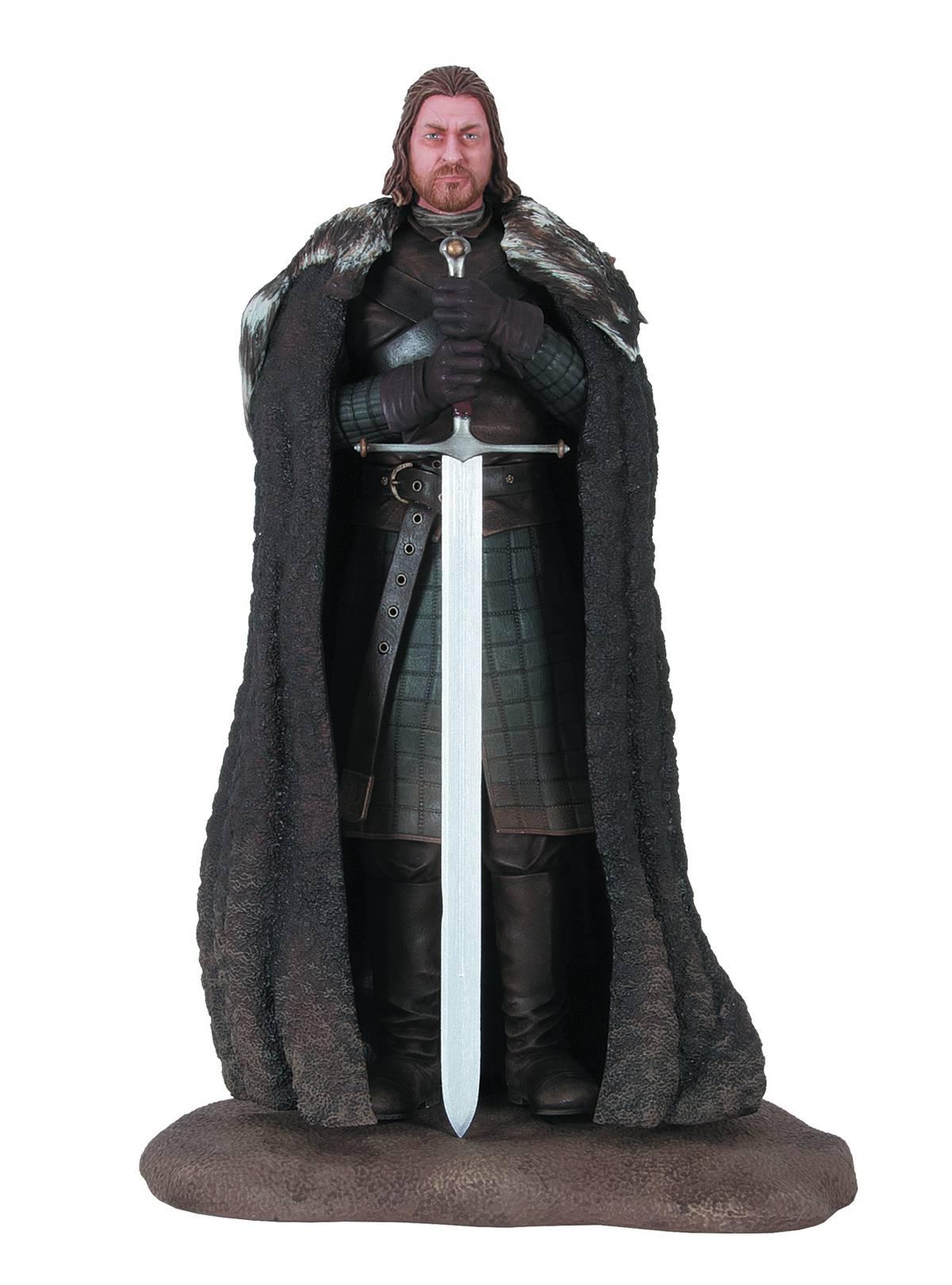 Game of Thrones figurine Ned Stark 19cm