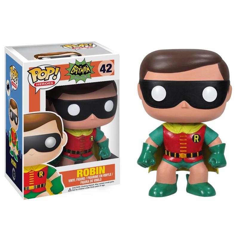 Batman 1966 Pop Robin figurine 9cm
