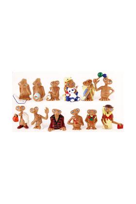 E.T. Set de 12 figurines pvc 4/5cm